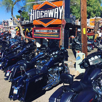 The Hideaway in Cave Creek, Arizona, welcomes bikers, cowboys and everyone else. Photo courtesy of Nicola Bridges.