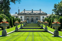 . The 77-room Nemours Estate was constructed by Alfred I. du Pont and modeled after Le Petit Trianon, a chateau that was built on the grounds of Versailles during the reign of French King Louis XV. Photo courtesy of Les Kipp.