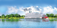 American Cruise Lines offers coastal and river cruises in 25 states. Photo courtesy of American Cruise Lines.
