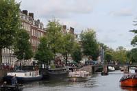 A stroll along the canals is one of the most pleasurable ways to explore Amsterdam. Photo courtesy of Barbara Selwitz.