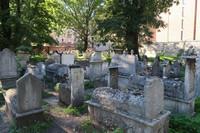 This centuries-old Jewish cemetery is in the Kazimierz area of Krakow, Poland. Photo courtesy of Barbara Selwitz.