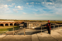 Alabama's Fort Morgan was built to strengthen the coastal defense of the United States following the War of 1812. Photo courtesy of Gulf Shores and Orange Beach Tourism.