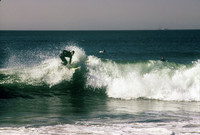 Huntington Beach, California, has long been known as Surf City USA. Photo courtesy of Halina Kubalski.