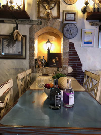 Bistro Pjat in the Old Town area of Zadar, Croatia. Photo courtesy of Candyce Stapen.