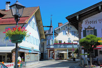 Oberammergau, a German village of 5,000, has 2,300 volunteer residents performing in the passion they present every 10 years, May to October in 2020. Photo courtesy of Halina Kubalski.