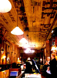 The 1880 Union Saloon is a historic watering hole in Los Alamos, California. Photo courtesy of Jim Farber.