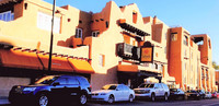 La Fonda Hotel in Santa Fe, New Mexico, has been the site of lodgings since 1609. Photo courtesy of Jim Farber.
