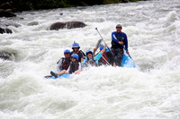 White-water rafting is one of the possibilities during an International Expeditions tour in Costa Rica. Photo courtesy of Margot Black.