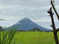 The Arenal Volcano is a must-see for visitors to Costa Rica. Photo courtesy of Margot Black.