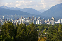 Vancouver, British Columbia, Canada, offers a vast range of people and experiences. Photo courtesy of Andrew Dobrzanski/Dreamstime.com.