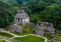 """Mayan ruins are among the """"Hidden Places"""" in the book by Sarah Baxter. Photo courtesy of Diego Grandi/Dreamstime.com."""