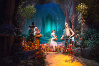 """An exhibit at Walt Disney World in Orlando, Florida, allows travelers to imagine what the Emerald City in """"The Wizard of Oz"""" might have been like. Photo courtesy of Wisconsinart/Dreamstime.com."""