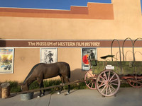 The Museum of Western Film History in Lone Pine, California, offers the most complete collection of memorabilia from this genre in the country. Photo courtesy of Kitty Morse.