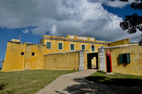 Visitors to St. Croix in the U.S. Virgin Islands can learn the island's history at Fort Christiansvaern. Photo courtesy of Brian Clark.