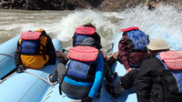 Packs and rafts are reading for a trip on the Colorado River through the Grand Canyon. Photo courtesy of Doug Hansen.