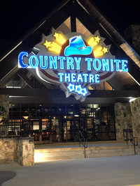 """Country Tonite"" is one of several stage presentations at Dollywood in Pigeon Forge, Tennessee. Photo courtesy of Bill Neely."