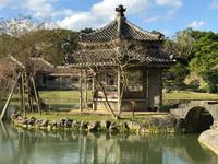 Shikinaen Royal Garden provides a quiet respite in Naha, Okinawa, Japan. Photo courtesy of Philip Courter.