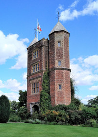 The 16th-century Tower at Sissinghurst Castle in Kent, England, was Vita Sackville-West's sanctuary. Photo courtesy of Athena Lucero.