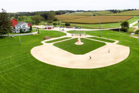 "The ""Field of Dreams"" where the movie of the same name was made attracts fans to the farm where it is located in Dyersville, Iowa. Photo courtesy of Field of Dreams."