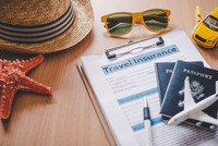 In the age of COVID-19, travel insurance is especially important. Photo courtesy of iStock.