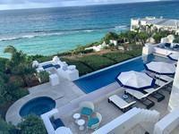 Each home at Long Bay Villas on the Caribbean island of Antigua has its own pool and hot tub. Photo courtesy of Candyce H. Stapen.