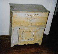 Victorian cottage furniture was made between 1850 and 1880.