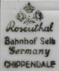 Rosenthal China Co. was founded in 1880.