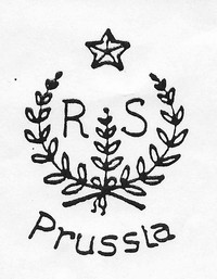 The R. S. Prussia mark was used by both Reinhold Schlegelmilch.