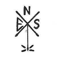 Karl Ens windmill mark reveals vintage.