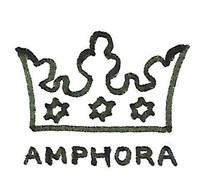 Amphora Porcelain Works was located in Turn-Teplitz, Bohemia.