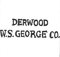W. S. George Pottery Company made dinnerware, hotel ware and decorative ware.