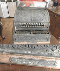 The National Cash Register Co. was founded in 1884.