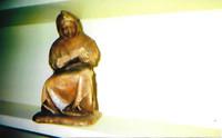 Marcel Van de Meulebroucke was a Belgian artist, sculptor and restorer.
