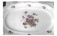 """""""Violette"""" pattern was made by Carl Schumann."""