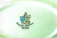 Royal Tettau Porcelain was founded in 1794.