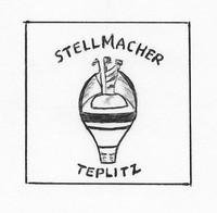 Edward Stellmacher Pottery Co. was located in Turn-Teplitz, Bohemia.