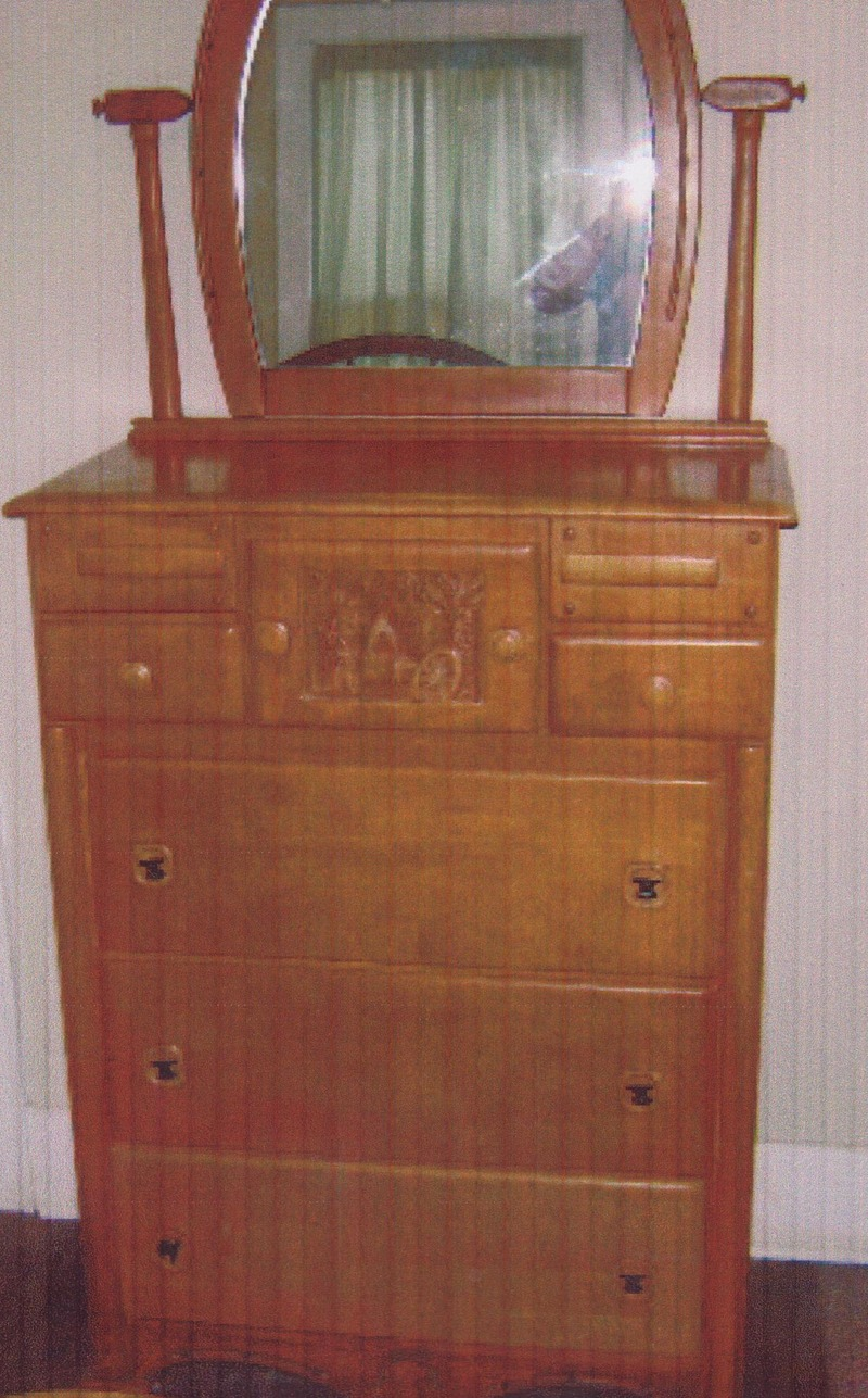 Virginia house furnitures western line was geared toward children