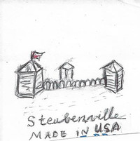 Steubenville Pottery Company was in business from 1879 to 1960.