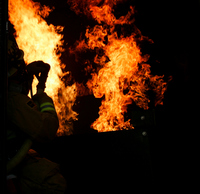 On Thanksgiving day, the risk of suffering a house fire doubles,
