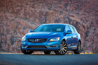 The new Volvo V60 drives more like a sport sedan than a wagon, but it's accommodating for cargo, too.