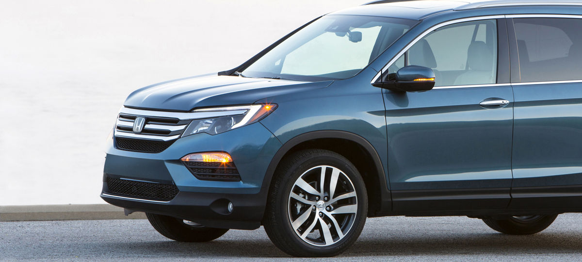 Honda Pilot: Radical Redesign Adds Size, Quality and Some Complication, by Mark Maynard