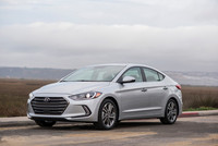 Hyundai Elantra pricing ranges from about $18,000 to $23,185.