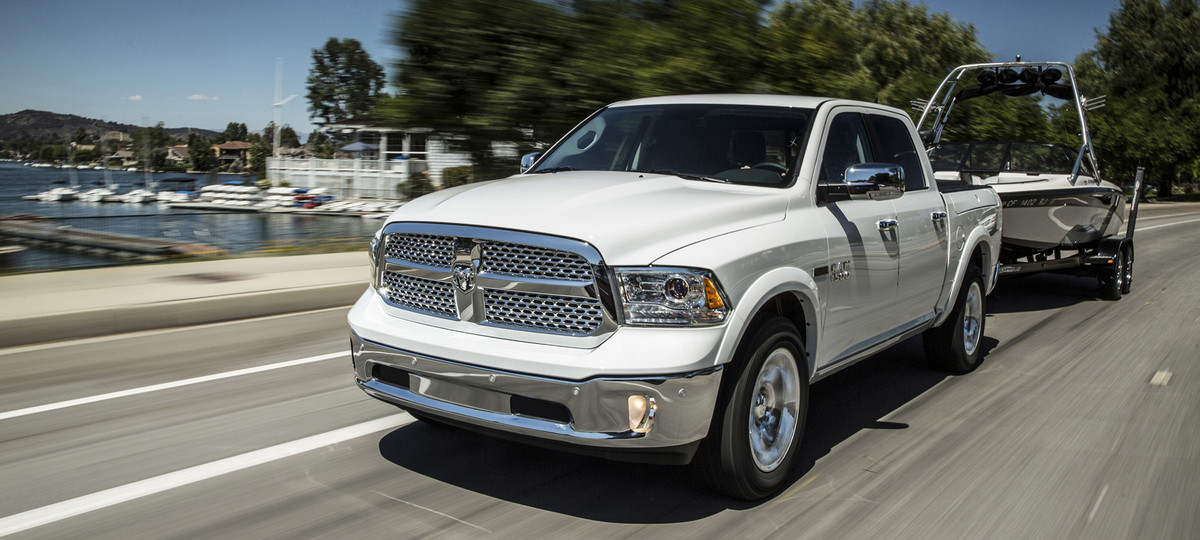 Dodge Ram 1500 Ecosel Is Built To Tow