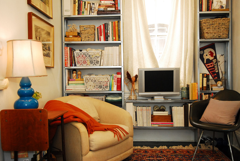 Secret to Small-Space Living: Edit! Edit! Edit!, by Rose