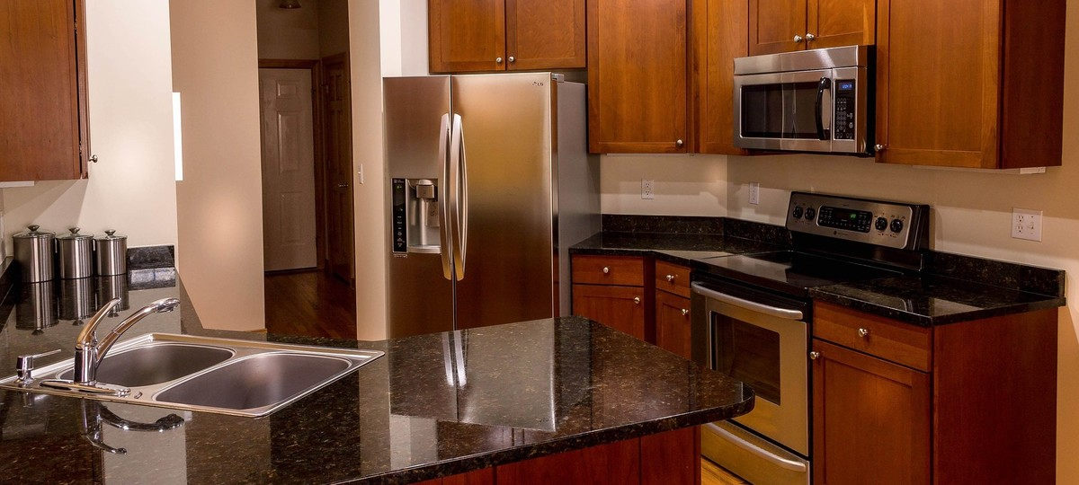 Replace Your Old Kitchen Countertops with Solid Surface Ones, by