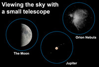 Buy your first telescope this winter.