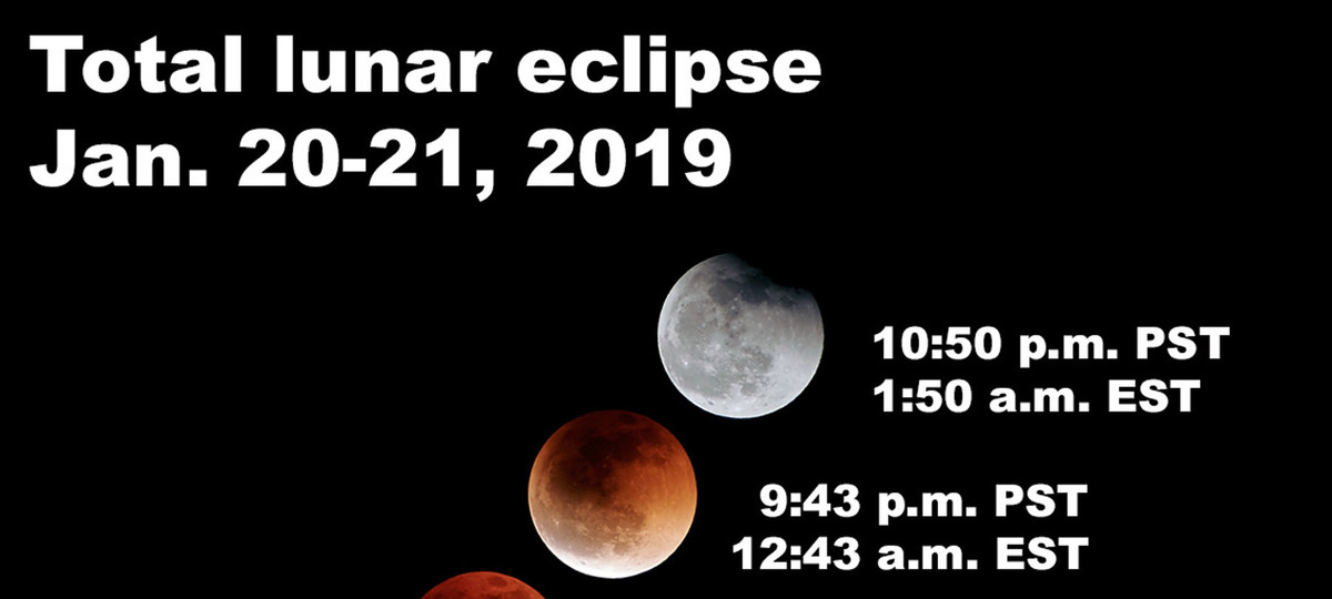 Watch The Total Lunar Eclipse By Dennis Mammana Creators Syndicate
