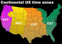 Astronomers use one time zone — that of Greenwich, England.