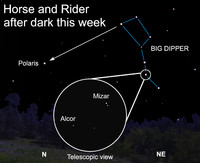 A quick glance around the night sky will reveal many stars that seem to have a companion star nearby.