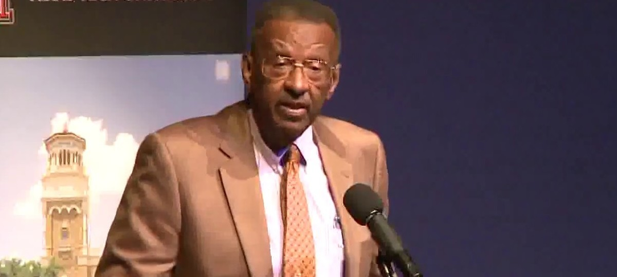 Walter E. Williams 1936-2020